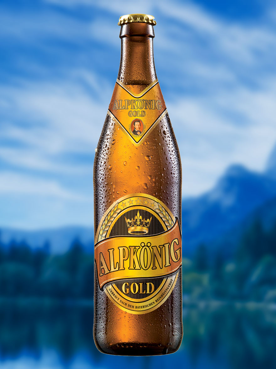 Alpkönig Gold