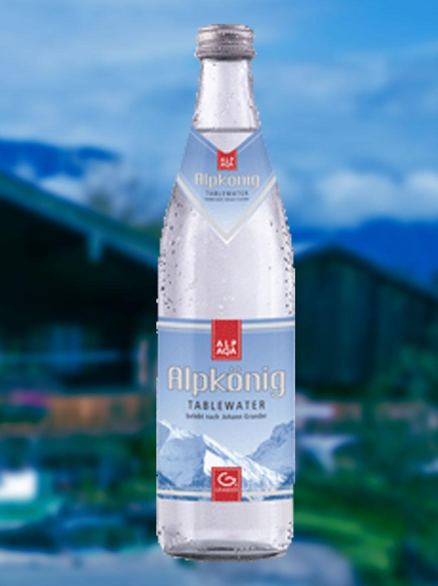 Alpkönig AlpAqa Tafelwasser
