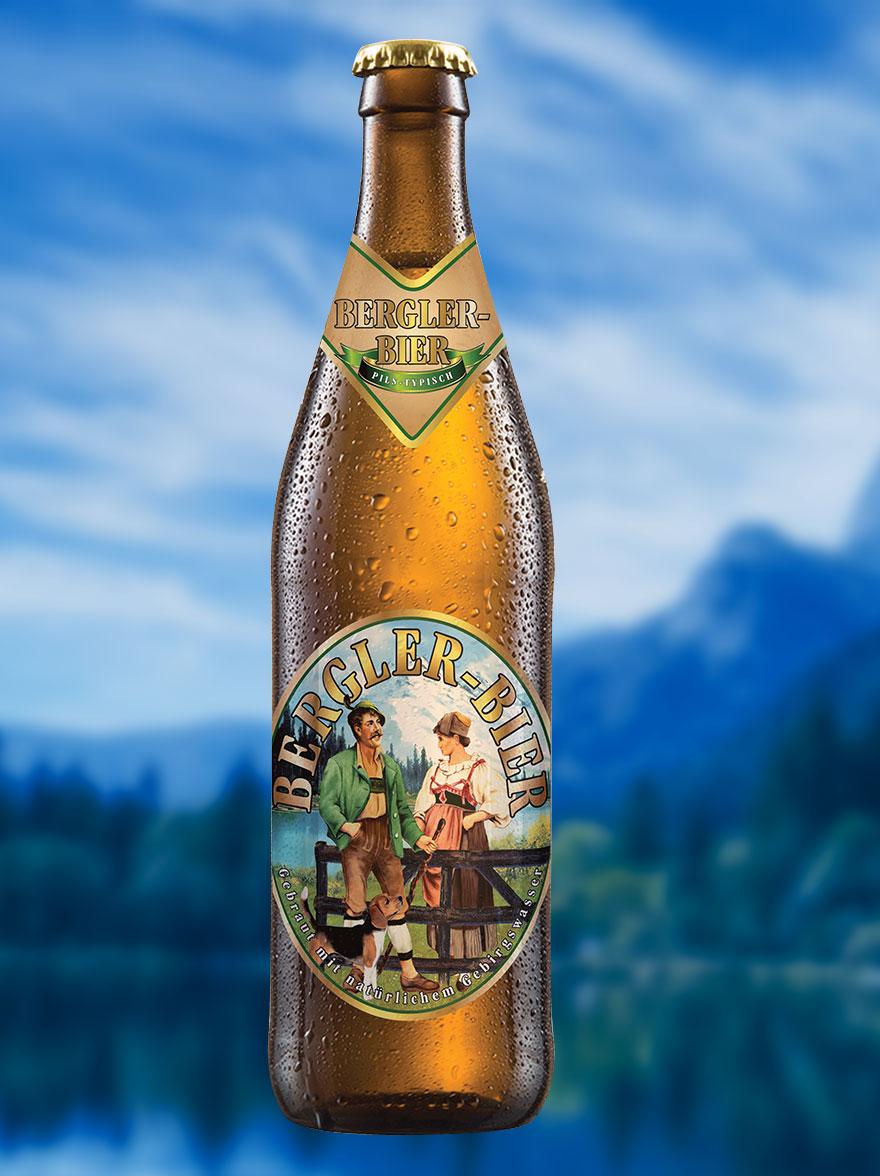 Memminger Bergler Bier
